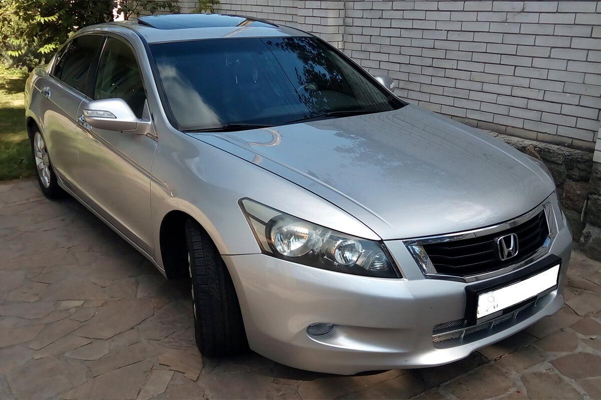 Mezhdugorodnee taksi TUR Kiev Honda Akkord 1