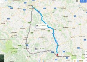 taksi-lvov-ivano-frankovsk-134km