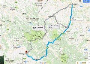 taksi-lvov-uzhgorod-268km