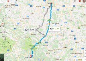 taksi-lvov-slavsko-136km